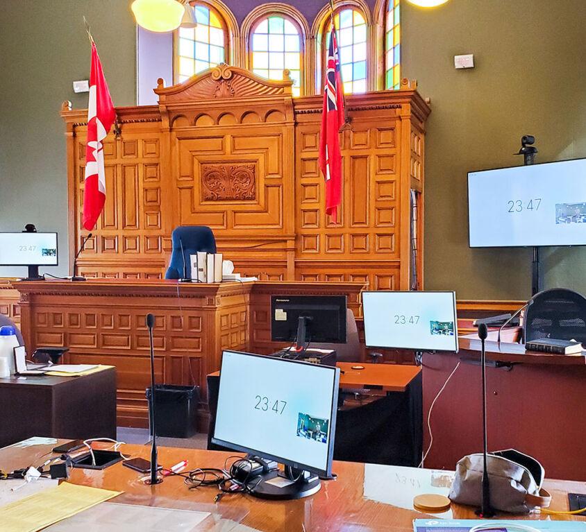 Court Rooms